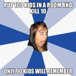 Put 100 Kids In A Room And Kill 10...