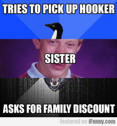 Tries To Pick Up Hooker...