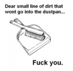 Dear Small Line Of Dirt...