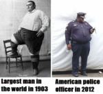 Largest Man In The World...