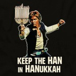 Keep The Han In Hanukkah...