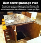 Best Secret Passage Ever...