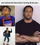 Just Realized That Steve Urkel...