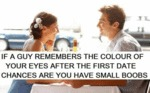 If A Guy Remembers The Color...