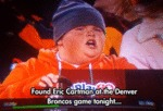 Found Eric Cartman At The Denver Broncos Game...