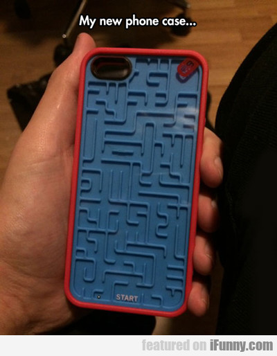 My New Phone Case...