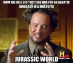 How The Hell Did They Find Dna...