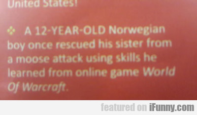 A 12 Year Old Norwegian...