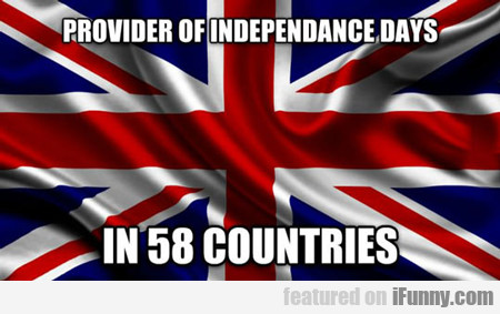 Provider Of Independence Days...