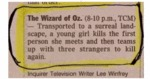 The Wiard Of Oz