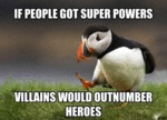 If People Got Superpowers...
