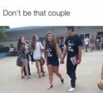 Don't Be That Couple...