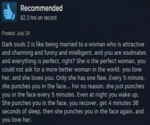 Dark Souls Two Is Like Being Married To A Woman...