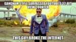 Gangnam Style Surpassed Youtube's...