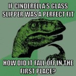 If Cinderella's Glass Slipper Was A Perfect Fit...
