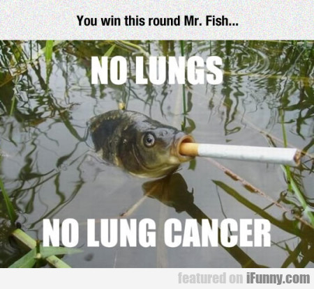 No Lungs No Lung Cancer