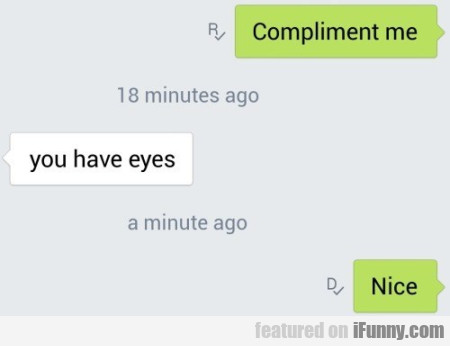 Compliment Me