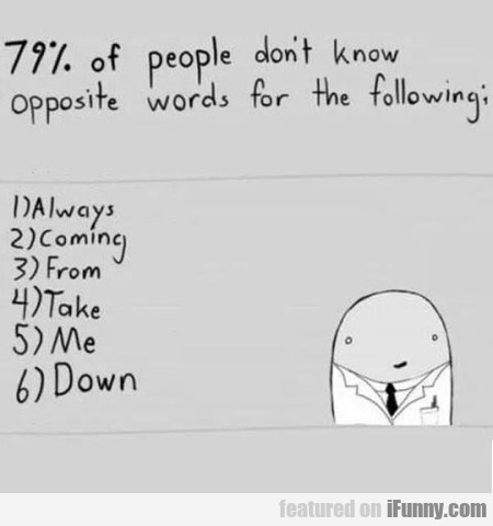 9% of people don't know.