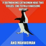 If Batman And Catwoman Have Two Children...