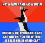 Not A Gamer And Has A Social Life...
