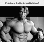 Is It Just Me Or Arnold's...