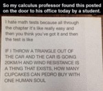 So My Calculus Professor Found This Posted On...