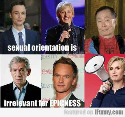 Sexual Orientation Is...
