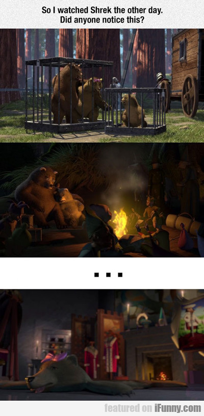 So I Watched Shrek The Other Day...