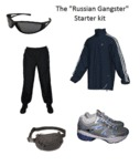 The Russian Gangster Starter Kit...