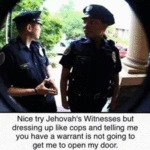 Nice Try Jehovah