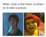 When I Look In The Mirror...