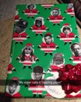 My Sister Calls It Rapping Paper...