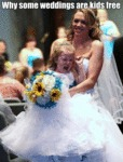Why Some Weddings Are Kids Free