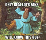 Only Real Lord Of The Rings Fans...