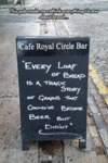 This Pub Made Me Rethink...