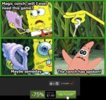 Magic Conch Will I Ever Need This Game..