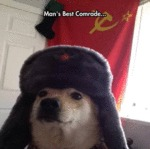 Man's Best Comrade...
