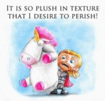 It Is So Plush In Texture That I Desire To...