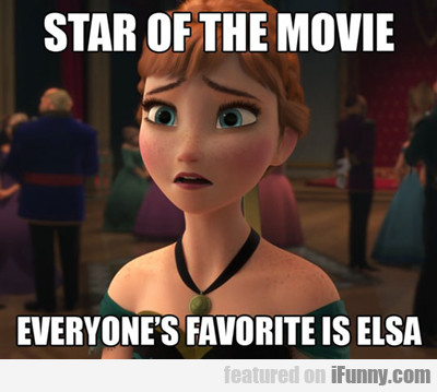 Star Of The Movie...