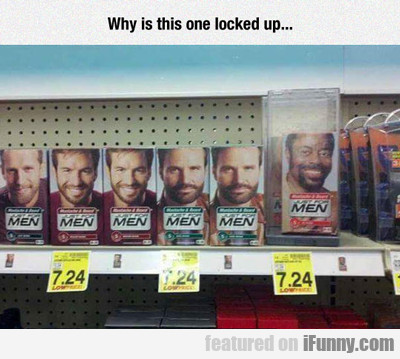 Why Is This One Locked Up?