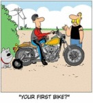 Your First Bike?
