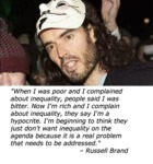 When I Was Poor And Complained About Inequality...