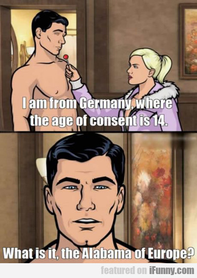 I Am From Germany...