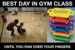 Best Day In Gym Class