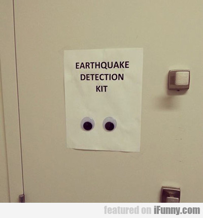 Earthquake Detection Kit...
