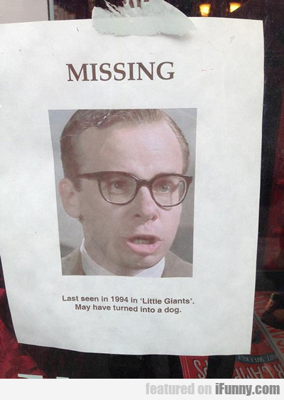 Missing: Last Seen In 1994...