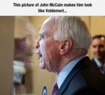 This Picture Of John Mccain Makes Him Look Like...