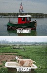 Tugboat Vs Tubgoat...