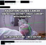 Radiation Causes Cancer And So How Do They