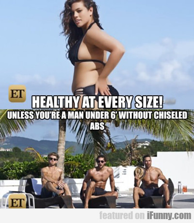 Healthy At Every Size...